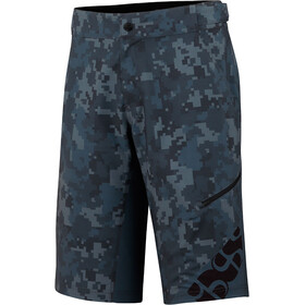 IXS Culm Shorts Men camo-graphite